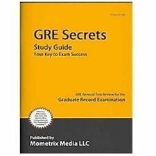 GRE Secrets Study Guide : GRE Revised General Test Review for the Graduate...