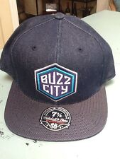 Charlotte, Hornets, Hat, Mitchell & Ness, Fitted, NBA Fan Gear