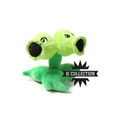 PIANTE CONTRO ZOMBI SUPER SPARASEMI PELUCHE plants vs. zombies Repeater doppia