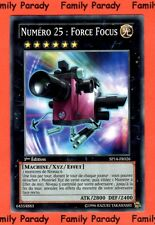 Numéro 25 : Force Focus SP14-FR026 Carte YuGiOh neuve Yu-Gi-Oh!