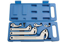 Laser Tools Hook & Pin C Spanner Wrench Set 11pc 5170