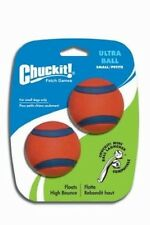 Chuckit! ULTRA BALL Dog Toy 2 Pack For Mini Launcher