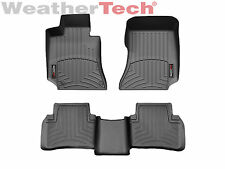 WeatherTech® DigitalFit FloorLiner for Mercedes E-Class - 2010-2014 - Black