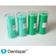 400 pcs dental micro applicator microbrush Regular/Fine/Ultra Fine 4 tubes