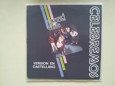 Kool and the Gang - Celebremos 7'' Single SUNG IN SPANISH