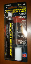 VICTOR Wet Teflon Spray Lubricant , Bike Bicycle Chain Oil Lube, 1.25oz Can