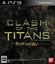(Used) PS3 Clash of the Titans [Import Japan]((Free Shipping))