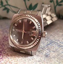 SEIKO 21 JEWELS HI-BEAT OROLOGIO AUTOMATICO WATCH AUTOMATIC VINTAGE 70 RARE !