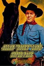 """Allan """"Rocky"""" Lane SuperPack ~ 51 Westerns 11 DVDs BRAND NEW BEST QUALITY"""