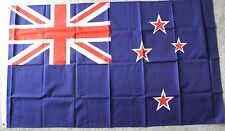 NEW ZEALAND INTERNATIONAL COUNTRY POLYESTER FLAG 3 X 5 FEET