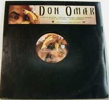 "DON OMAR SALIO EL SOL 12"" MAXI SINGLE (j709)"
