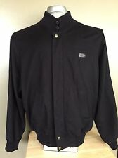 Paul & Shark Loro Piana Mens  Bomber Jacket Wool Cashmere Size X-large