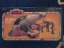 Star Wars Vintage Collection BOBA FETT SLAVE 1 Amazon Exclusive NEW SEALED 2013
