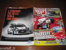 AUTOSPRINT 2010/47=WTCC MULLER CHEVROLET=PUBBLICITA' FORD FIESTA S2000 RALLY =