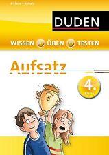 Duden - Einfach klasse in Deutsch Aufsatz 4. Klasse (1847)