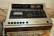 VINTAGE SONY TC-177SD STEREO CASSETTE DECK - AUDIOPHILE