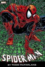 Spider-Man by Todd Mcfarlane Omnibus HARDCOVER Marvel NEW & Sealed $75.00 cover