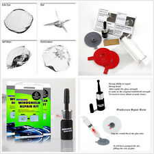 Car Windscreen Glass Windshield Chip Crack Polishing Scratches Repair Tools Kit
