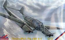 Condor - Focke-Wulf Fw 189 A-1 Finnland 1943 Modell Bausatz - 1:72 NEU OVP kit