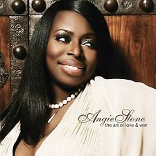 Angie Stone: The Art of Love and War - CD - NEW