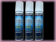 3 Months - KIRKLAND Minoxidil Topical Aerosol 5% Foam - Hair Regrowth Treatment