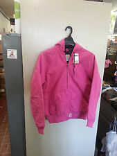 Carhartt women's nylon quilt lined active jacket 100461-677 size small