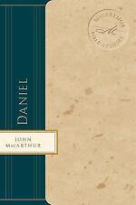 MacArthur Bible Studies: Daniel : God's Control over Rulers and Nations Vol....
