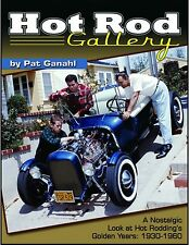HOT Rod Galleria look nostalgico a HOT rodding'S GOLDEN anni 1930-60 BOOK CT567