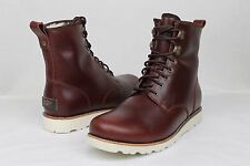 UGG HANNEN TL CORDOVAN LEATHER WINTER WATERPROOF BOOTS MENS SIZE 10 US