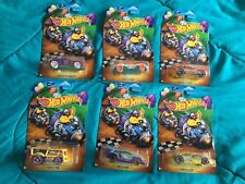 2017 Hot Wheels  Walmart Exclusive Easter Complete Set of 6  New in Package
