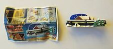 KINDER THE POLAR EXPRESS PEZZO SINGOLO C209 CON CARTINA