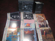 ALLMAN BROTHERS JAPAN REPLICA LIMITED EDITION  RARE 9 OBI GATEFOLD JACKET CD SET