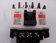 Fuji Electric SC-5-1 Magnetic Contactor SC20AA 4NC0H0 NEW