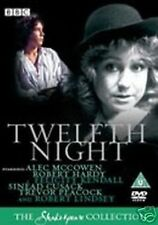 Twelfth Night - BBC Shakespeare Collection 1980 Alec McCowen, Robert Hardy DVD