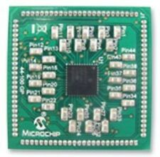 MICROCHIP MPLAB MA330016 dsPIC33F GP 44P QFN TO 100P PLUG IN MODULE