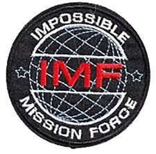 Mission Impossible - Aufnäher neu zum Aufbügeln