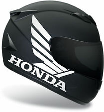 HONDA STICKERS MATTE FOR HELMET DECALS  MOTORCYCLE