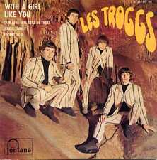 "TROGGS ""WITH A GIRL LIKE YOU"" ORIG FR EP 1966"