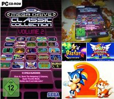 SEGA Mega Drive Ultimate Collection Vol.2 endlich am PC