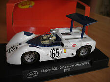 SLOT.IT SICA16A CHAPARRAL 2E CAN-AM MOSPORT 1966 NINCO SCALEXTRIC CARRERA