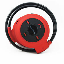 Neckband Bluetooth Headset Wireless Stereo Headphones for Running Gym Work Out