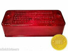 Bobcat 863 Skid Steer Red Tail Light Lens Loader Skid Steer Back Rear Light