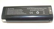 Replacement  Paslode 404717 battery Higher Capacity 2 Year Warranty NIMH