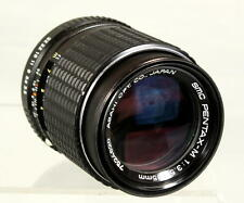 Near-Mint AOC SMC Pentax-M 1:3.5 135mm Lens Looks and Works Great 7524620