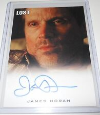 LOST Rittenhouse Archives Autograph Trading Card JAMES HORAN AS WAYNE