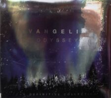 Vangelis - Odyssey: The Definitive Collection (Digipak) (CD 2003)
