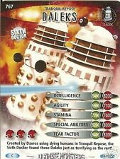 DR WHO ULTIMATE MONSTERS 767 (TRANQUIL REPOSE) DALEKS