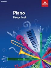 ABRSM Piano Prep Test 2017+ - Same Day P+P