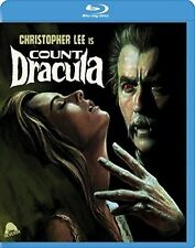 Count Dracula (2015, Blu-ray NIEUW)2 DISC SET