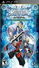 *NEW* BlazBlue: Calamity Trigger Portable - PSP
